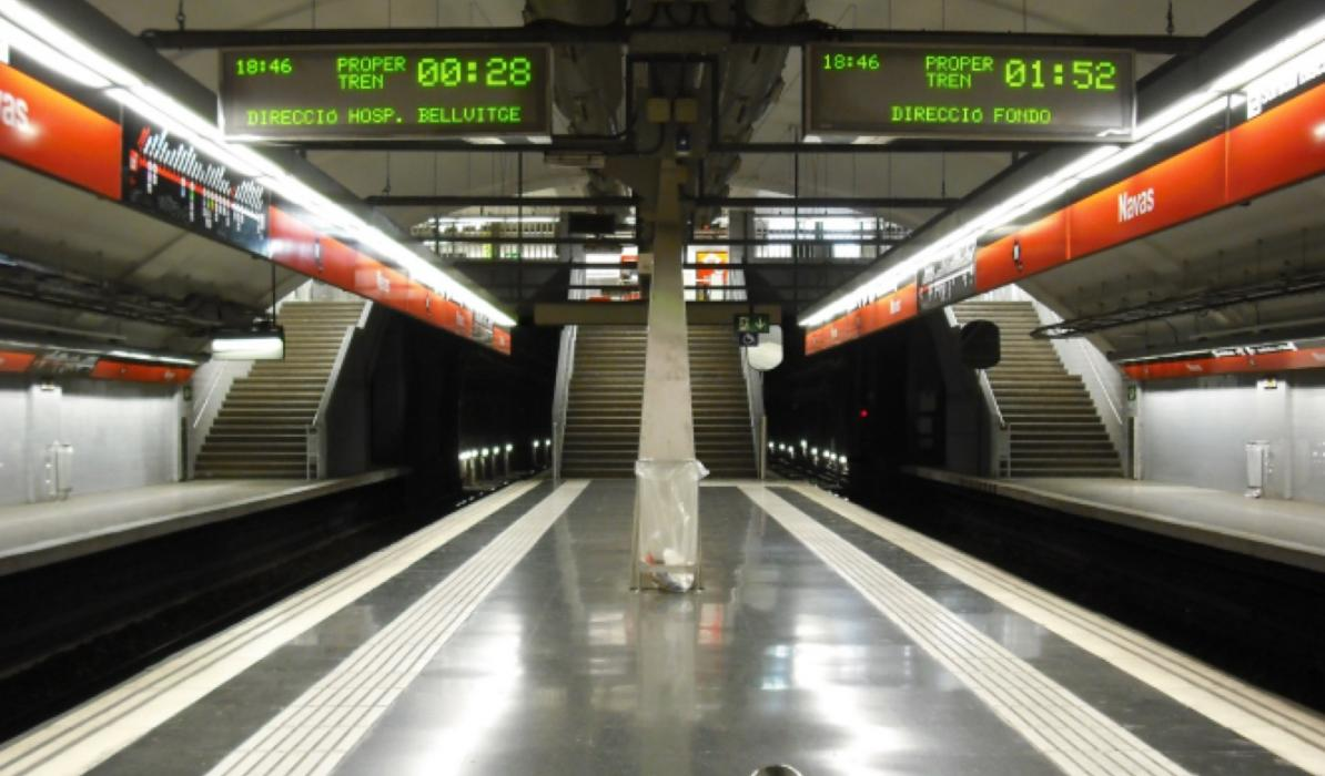 Transporte público gratis para jóvenes en Barcelona