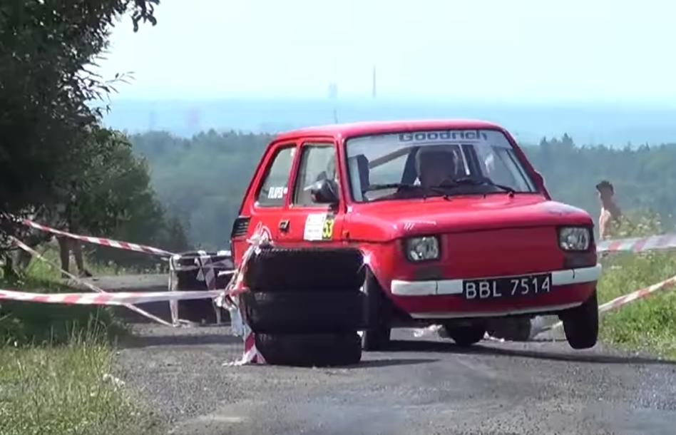 Vídeo: el piloto de rallys más hábil del mundo