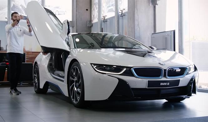 Visita virtual BMW