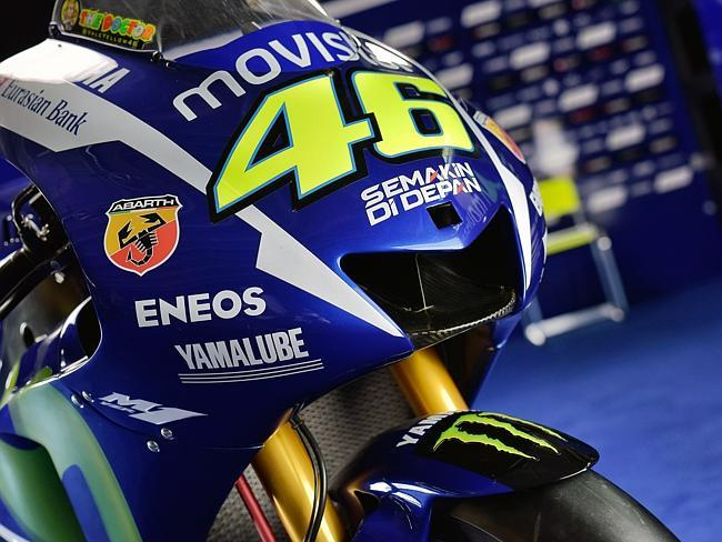 La empresa de Rossi hará el merchandising de Yamaha
