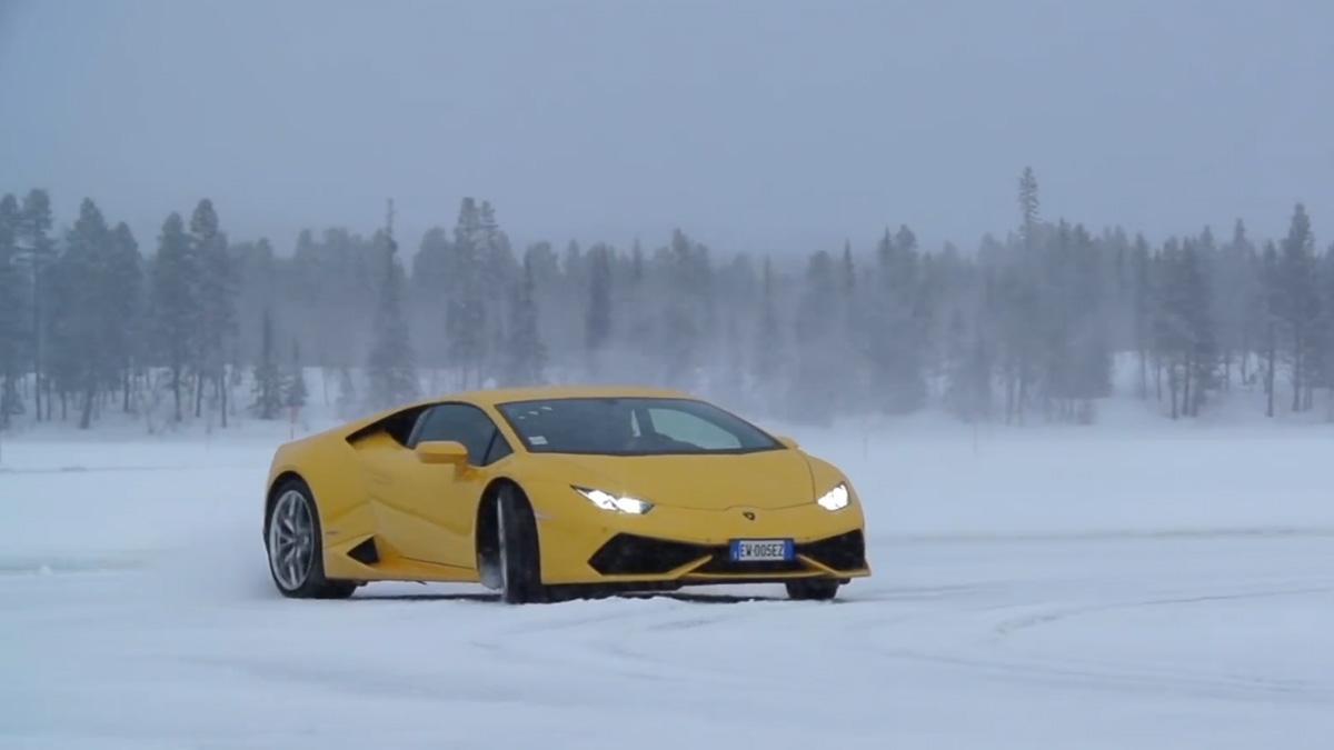 Lamborghini te felicita las fiestas: ¡lo mejor de 2015!