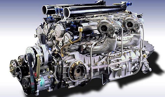 ¿A qué coche le pondrías este motor V12 con cuatro turbos?