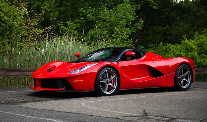 Vendido otro de los 499 Ferrari LaFerrari, ¿a quién?