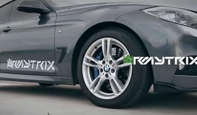 Un BMW 320i GT con escape Armytrix: suena así