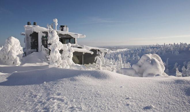 Consejos para conducir sobre nieve sin cadenas