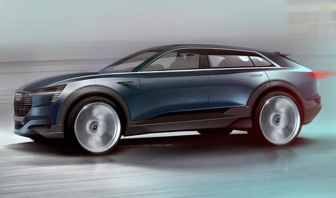 El Audi Q6 se fabricará en 2018