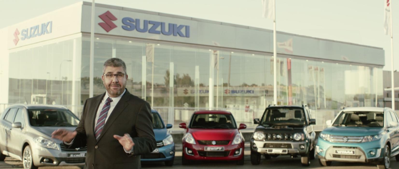 Suzuki ficha a Florentino Fernández como vendedor de coches