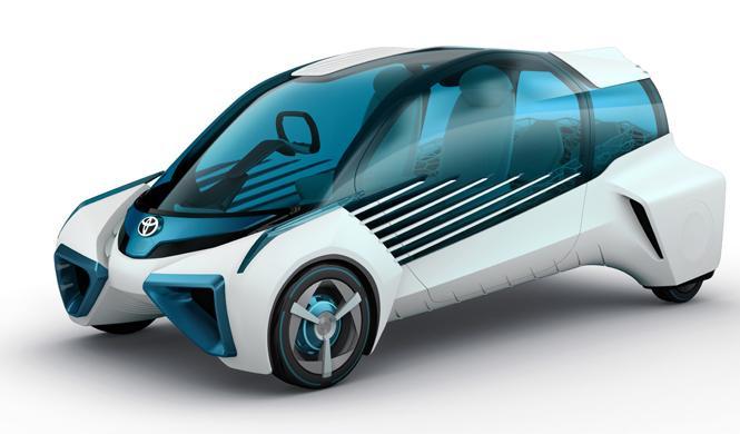 Así ve Toyota el futuro de la automoción