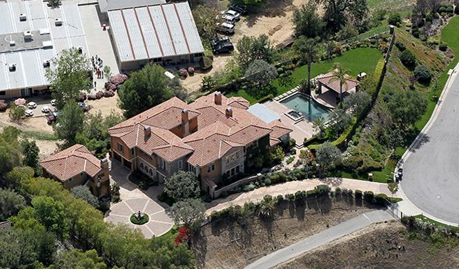 La mansión de Selena Gómez, a la venta por 4 millones