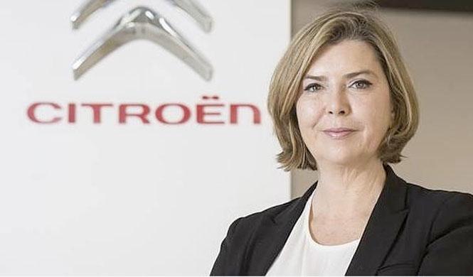 Concha Caja, nueva responsable de Comunicación de Citroën