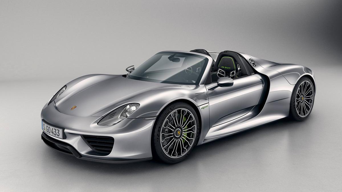 Convierte tu Porsche Boxster en un 918 por 138.000 euros