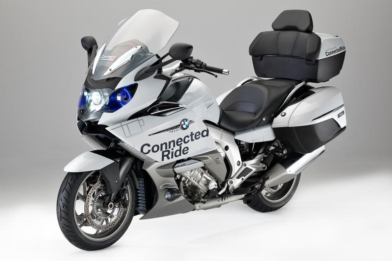 BMW K 1600 GTL Concept: una de luces láser, por favor