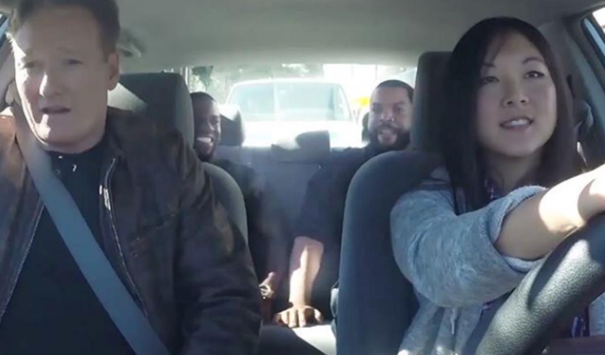 Vídeo: la autoescuela que enseña a conducir con famosos