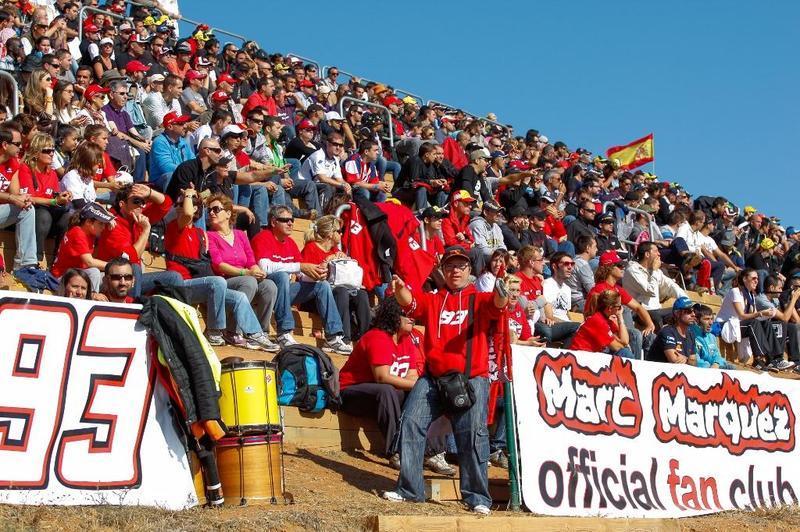 El Club de Fans de Márquez no irá a Mugello, por seguridad