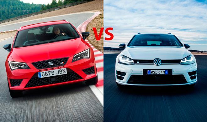 Cuál es mejor, ¿Volkswagen Golf o Seat León?