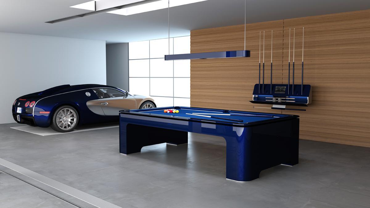 mesa billar Elysium bugatti veyron