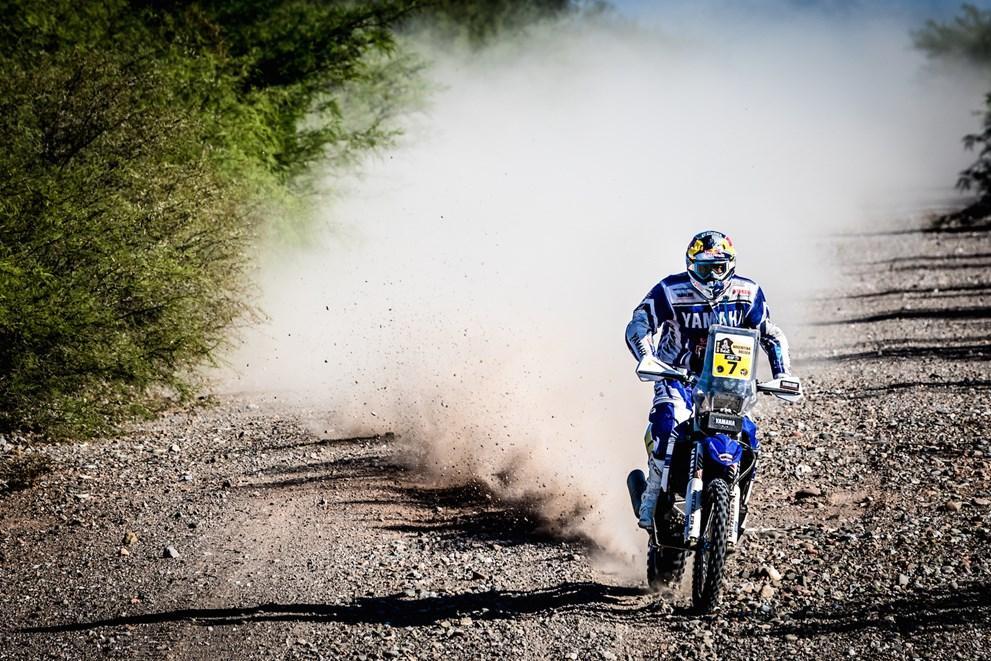 Dakar 2016: Motos. Etapa 12: Rodrigues salva a Yamaha