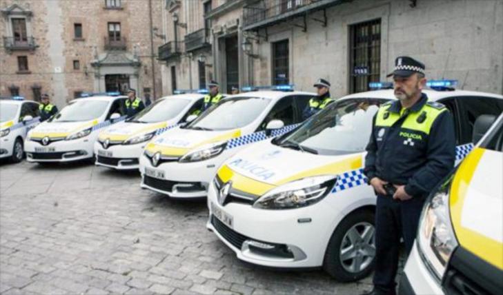 Deficiencias en los coches de la Policía Local de Madrid