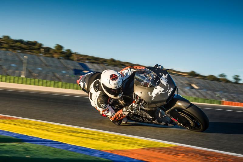 KTM te invita a su presentación de MotoGP en Austria