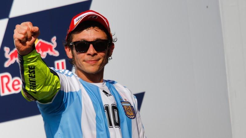 GP Argentina 2016: entradas agotadas en la tribuna de Rossi