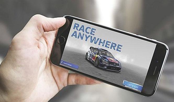 'Race Anywhere' o cómo diseñar tu propio rally