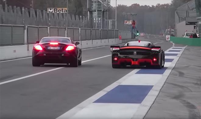 Este Ferrari FXX Evo tiene un sonido orgásmico