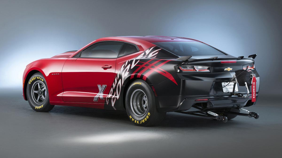 Subasta-Chevrolet-Camaro-COPO-2016-trasera