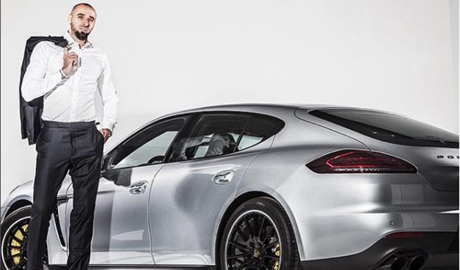 El Porsche Panamera GTS de Marcin Gortat, a la venta