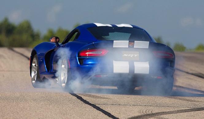 El Dodge Viper podría tener otra oportunidad