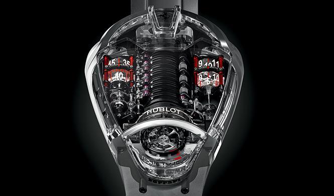 Reloj Hublot LaFerrari