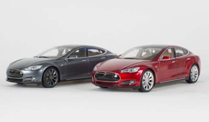 Tesla ha vendido 25.202 unidades del Model S en 2015