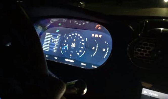 Vídeo: primer 'onboard' del Koenigsegg Regera