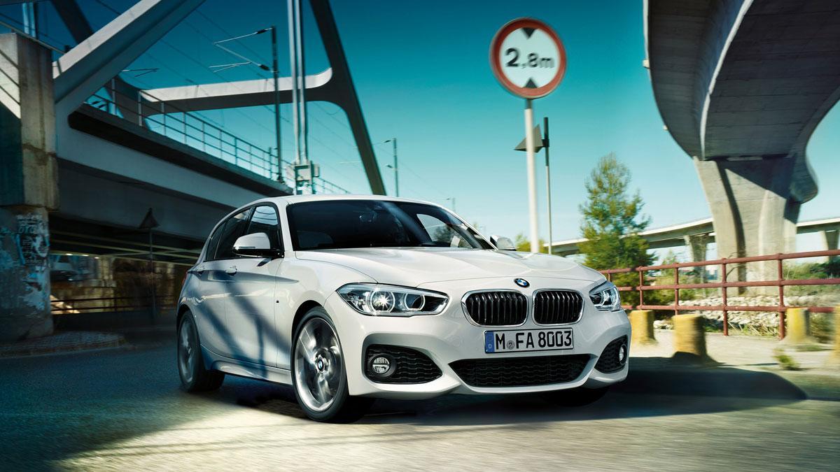 El reto de BMW: prueba el BMW Serie 1
