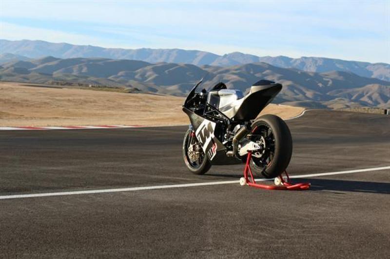KTM crea su propia Moto2