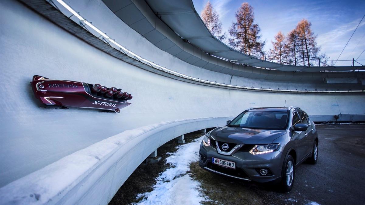 Nissan Bobsleigh X-Trail