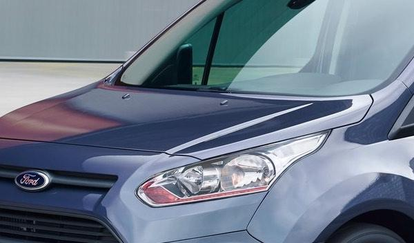 Ford Transit Connect by Carlex: para transportes especiales
