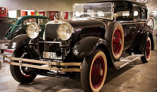La relevancia tecnológica de la Hispano Suiza