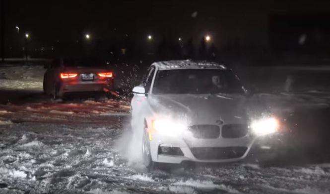 Audi Quattro vs BMW xDrive: la batalla de la tracción total