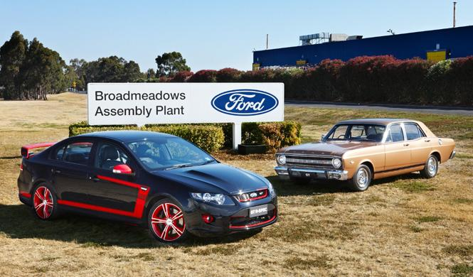 Vuelve el Ford Falcon, con 436 CV