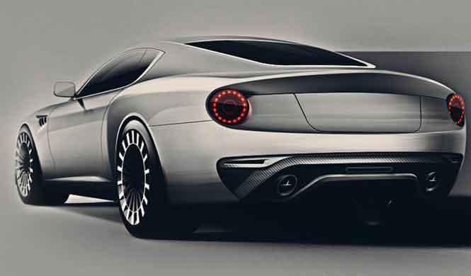Kahn Design W12, listo para Ginebra