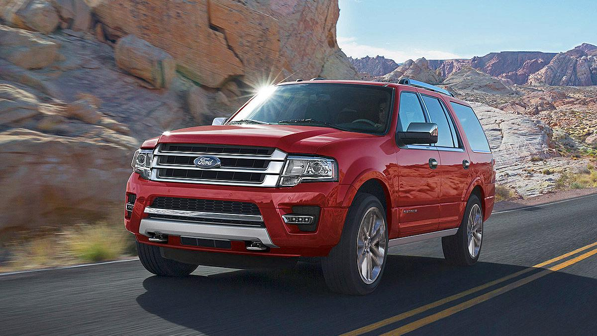 Prueba Ford Expedition: El rival americano del Mercedes GLS