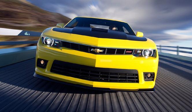 El Chevrolet Camaro 1LE 2016 podría debutar esta semana