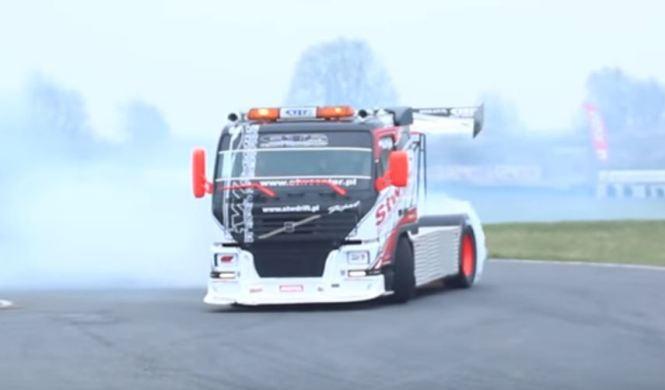 El camión de drift definitivo tiene 2.500 Nm de par