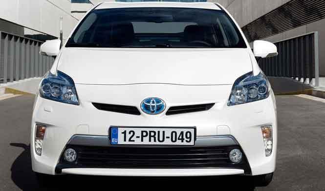 Ford quiere construir un rival del Toyota Prius en México