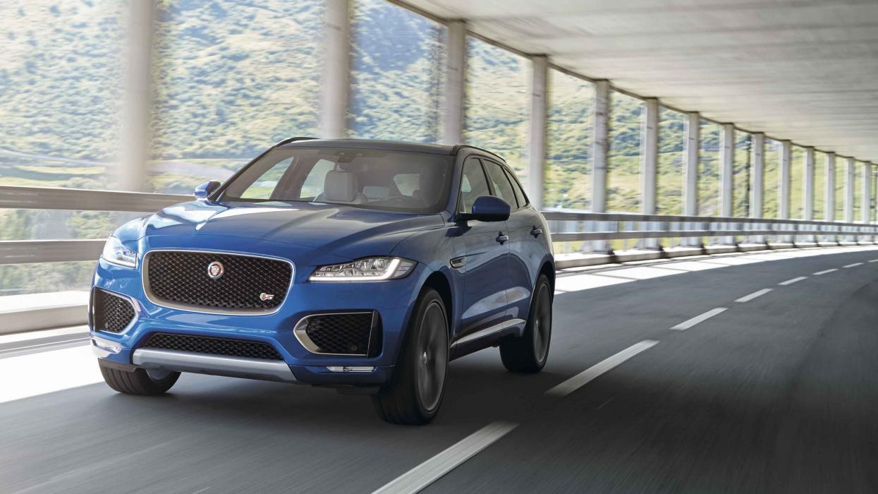 Las nuevas patentes que ha registrado Jaguar