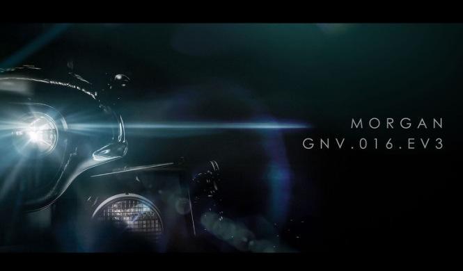 Primer 'teaser' del Morgan EV3: debut en Ginebra
