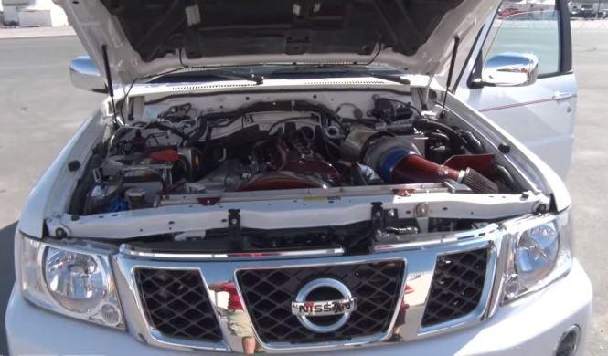 Este Nissan Patrol tiene más de 800 CV