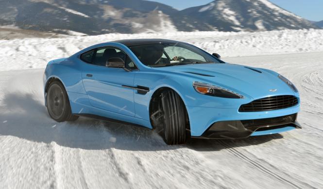 Los nuevos Aston Martin Vanquish y Vantage llegarán en 2018