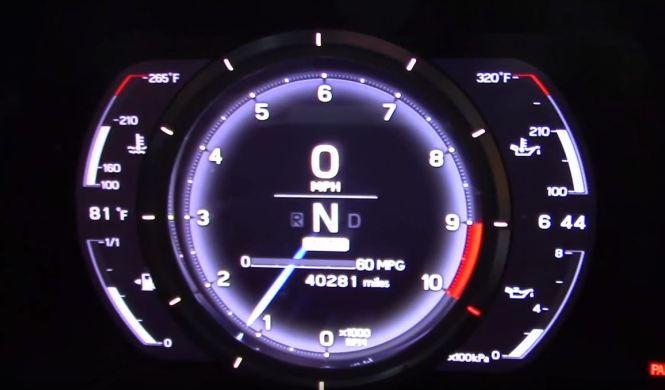 El Lexus LFA con más kilómetros recorridos en menos tiempo