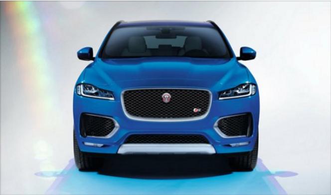 Jaguar está desarrollando un SUV compacto más pequeño